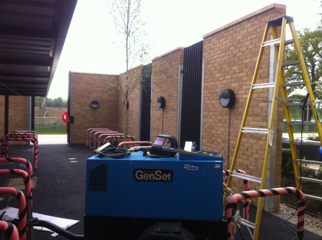 Mobile onsite welding in Cambridge