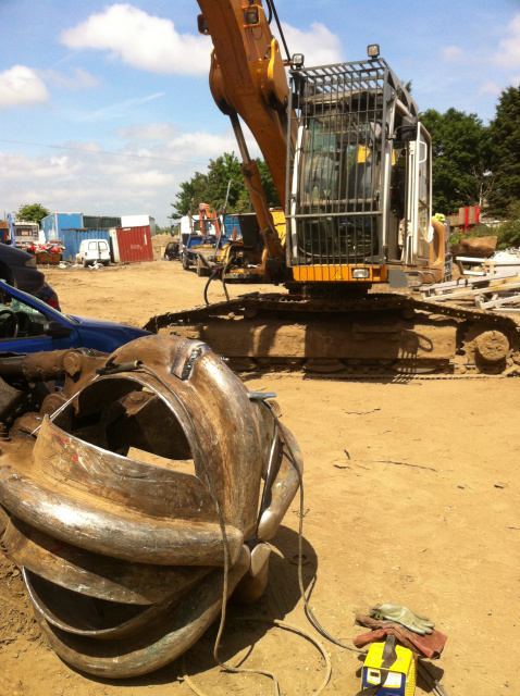 Plant and machinery mobile onsite welding repairs